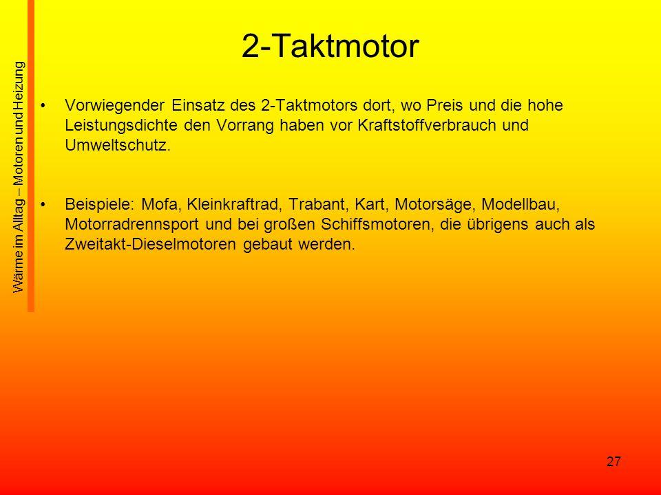2-Taktmotor