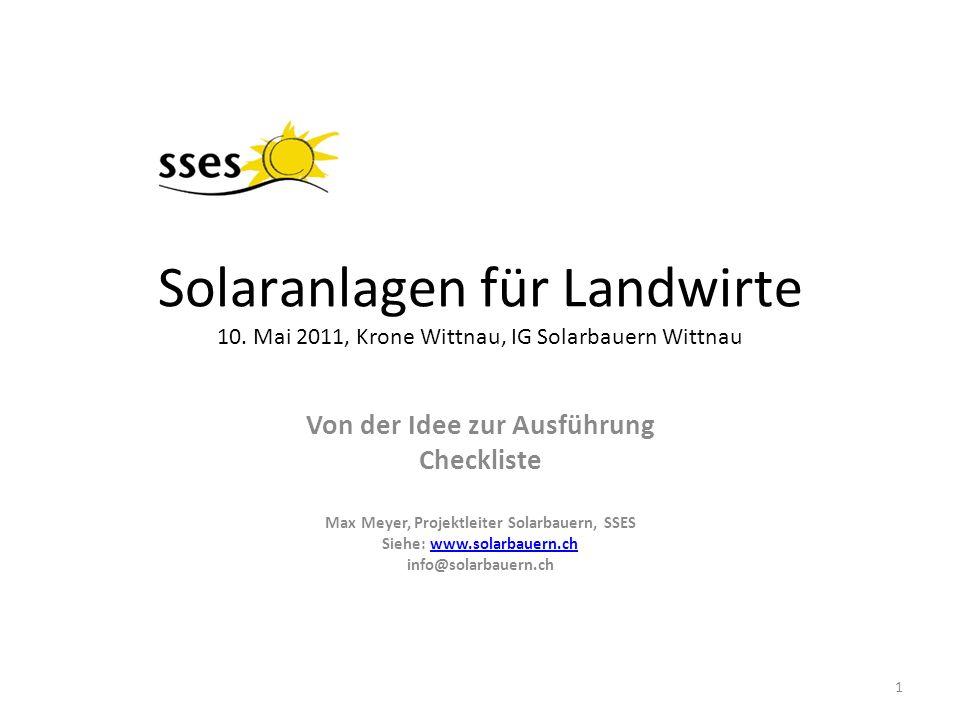 Solaranlagen für Landwirte 10