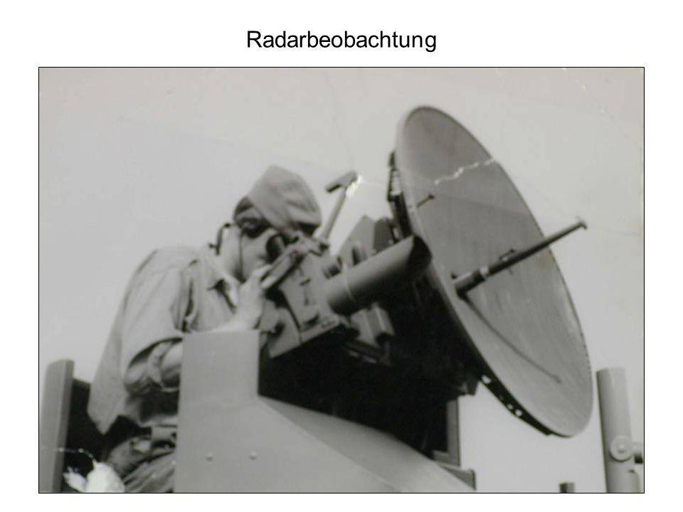 Radarbeobachtung
