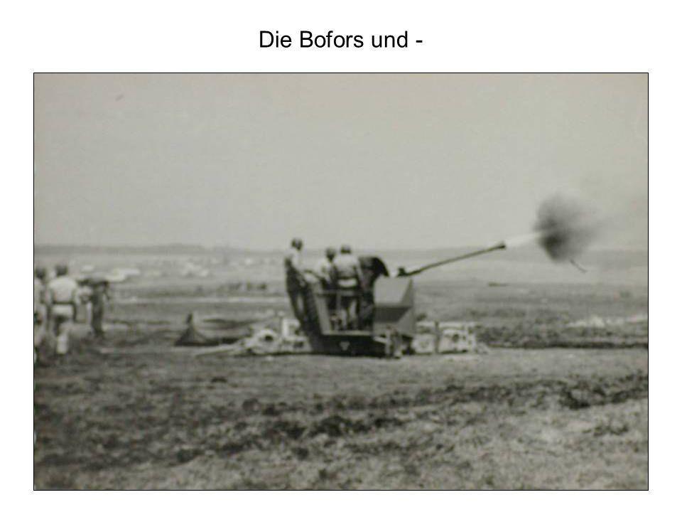 Die Bofors und -