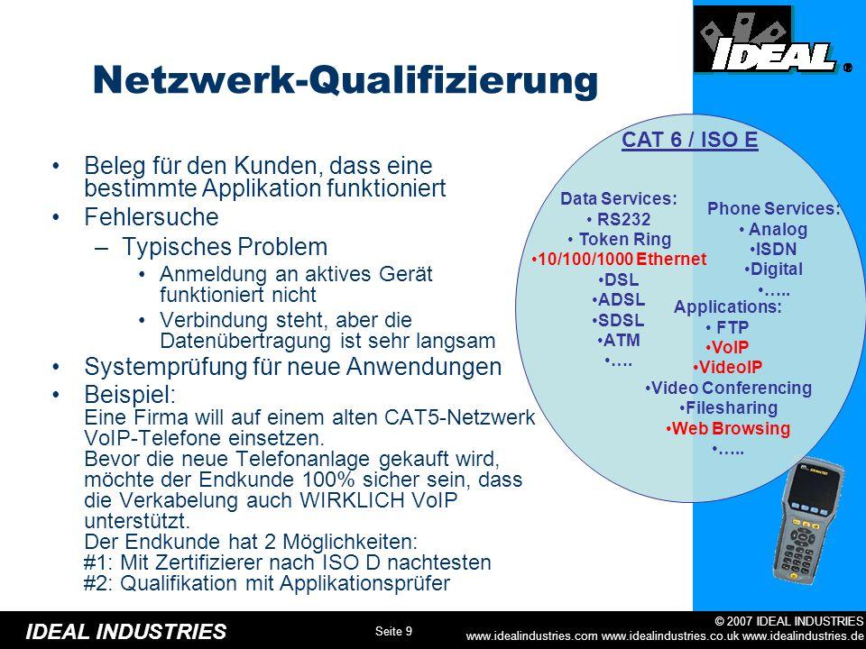 Netzwerk-Qualifizierung