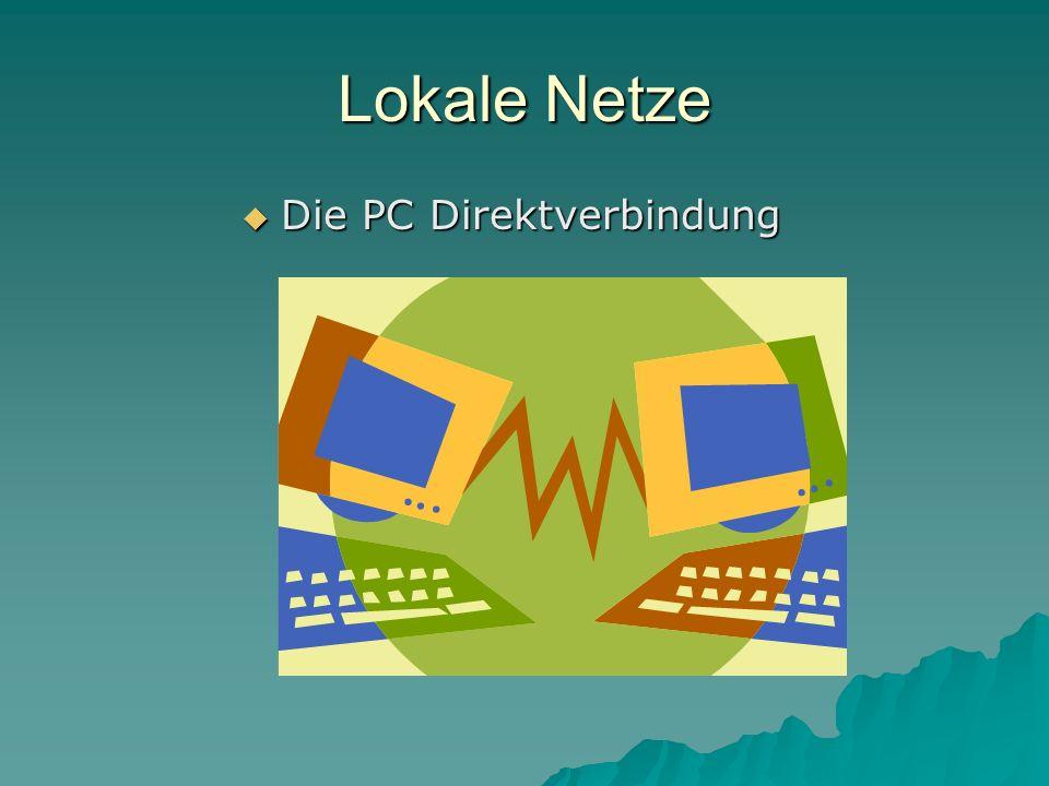 Die PC Direktverbindung