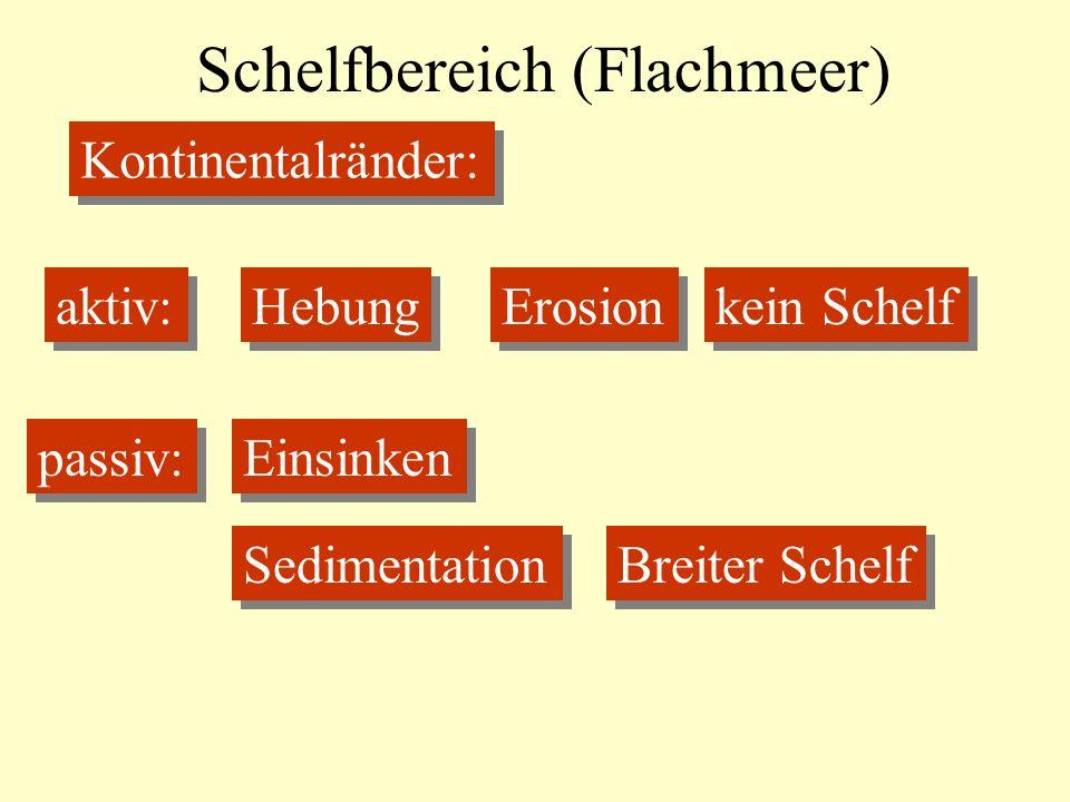 Schelfbereich (Flachmeer)