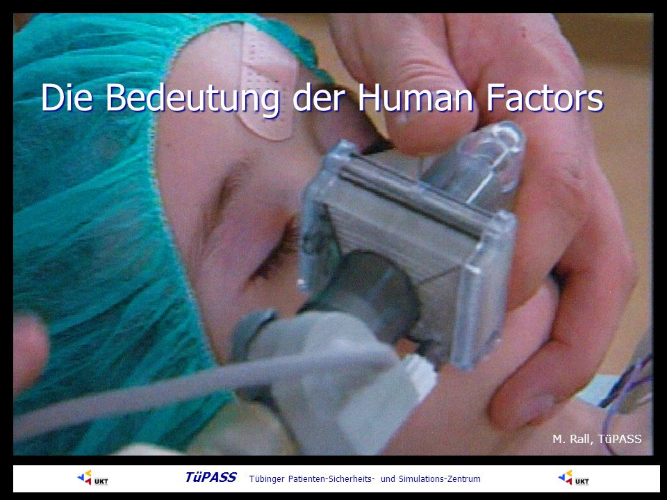 Die Bedeutung der Human Factors