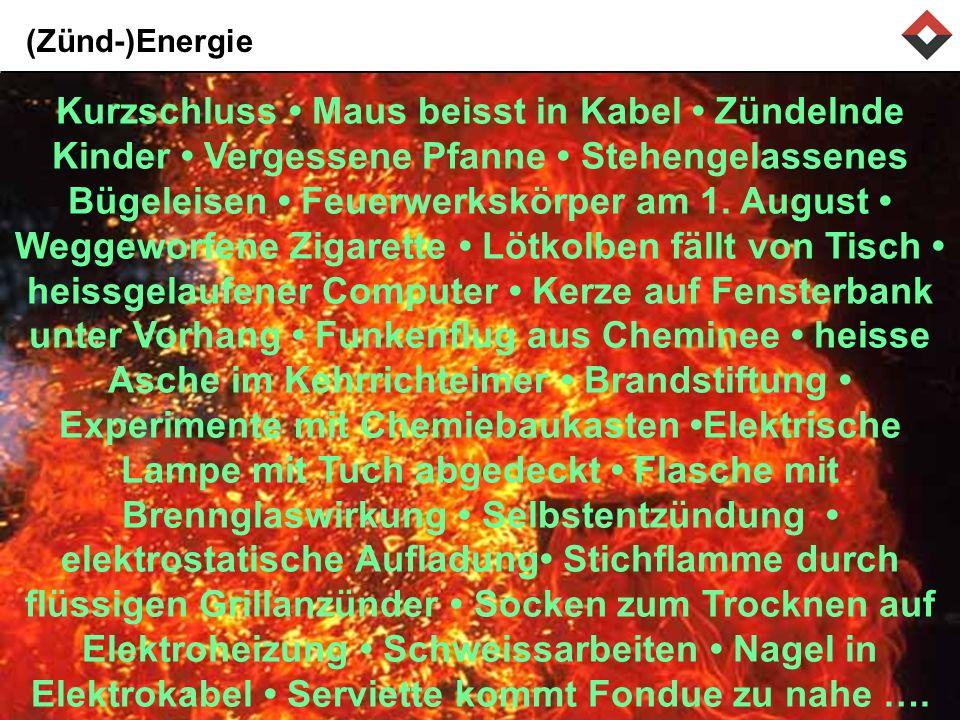 (Zünd-)Energie