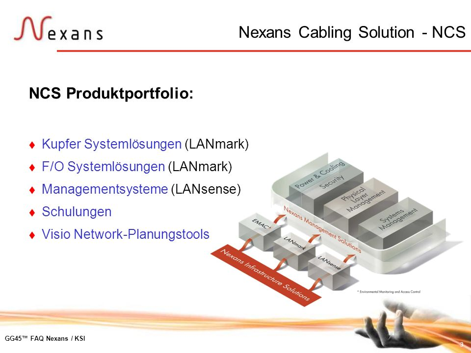 Nexans Cabling Solution - NCS