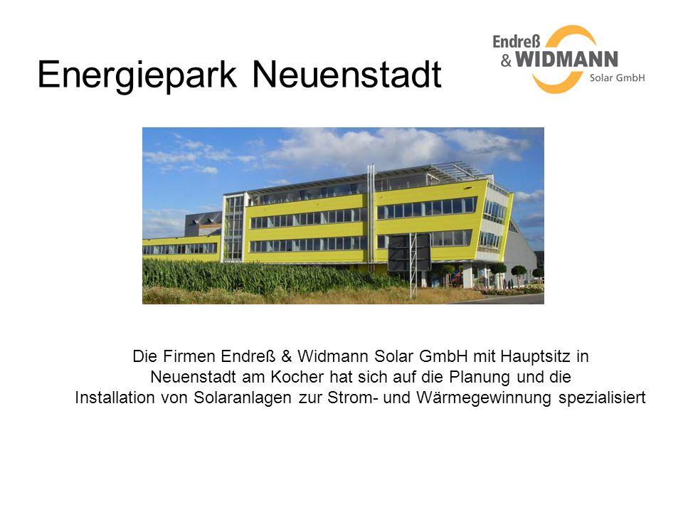 Energiepark Neuenstadt