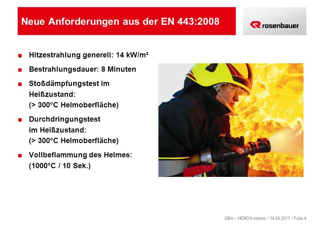 Neue Anforderungen aus der EN 443:2008