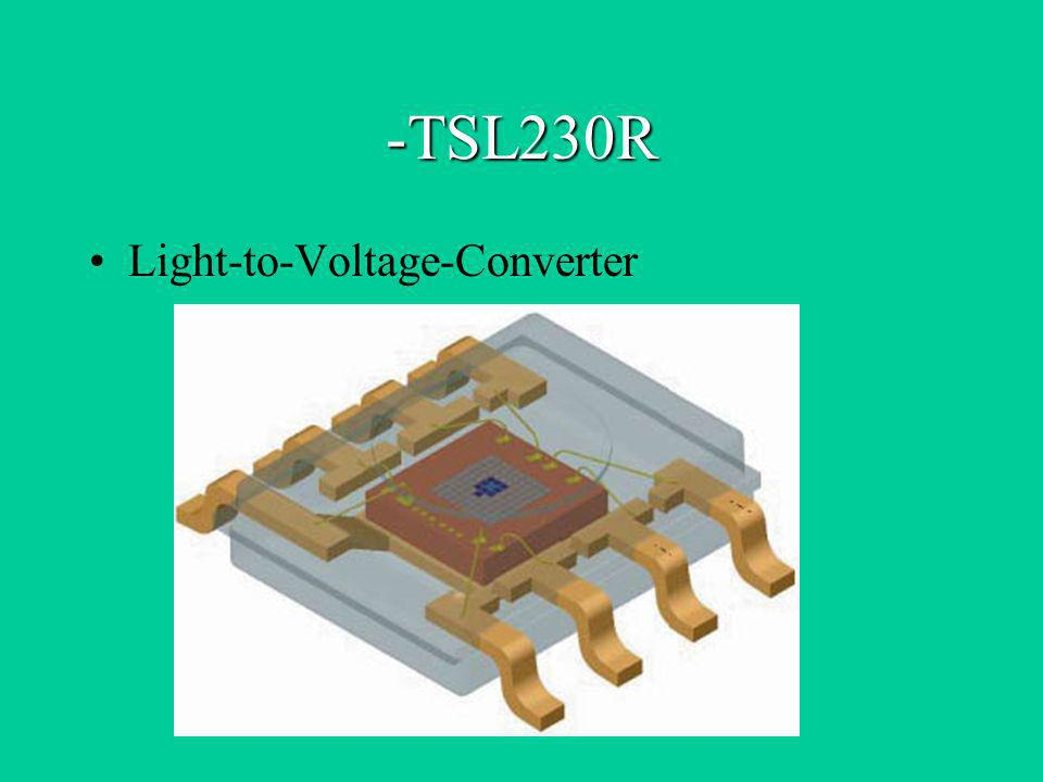 TSL230R Light-to-Voltage-Converter