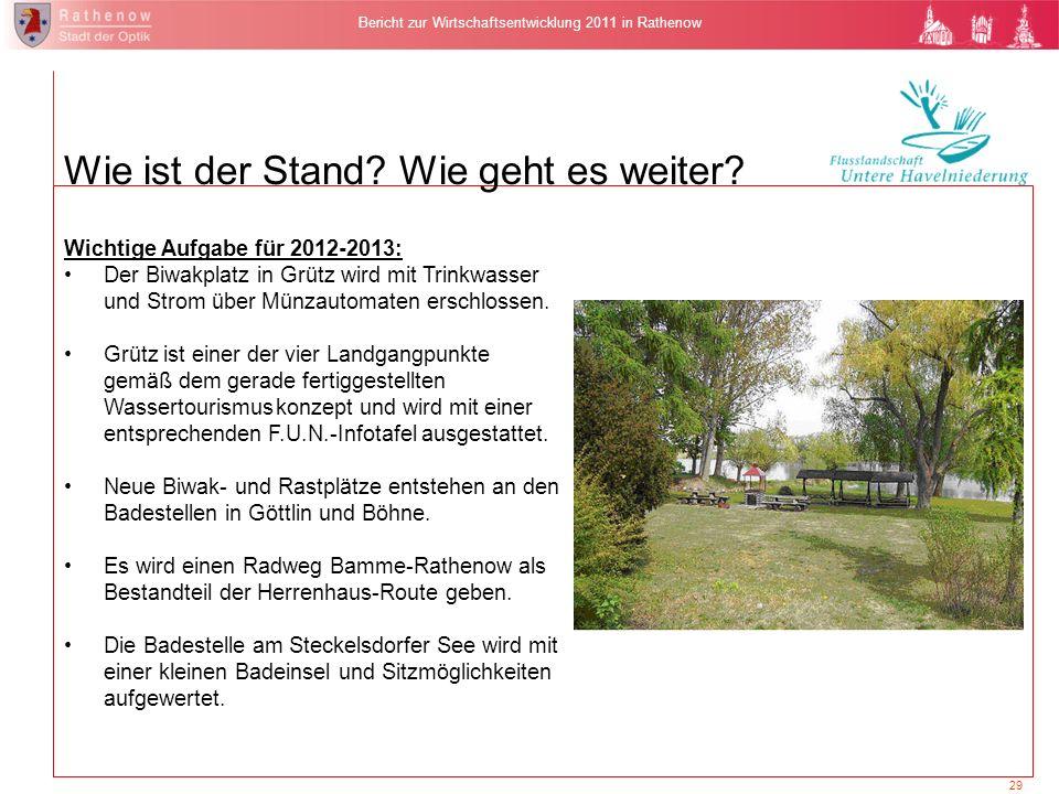 Sie wollen mehr wissen Alle relevanten Informationen zur Initiative unter: www.rathenow.de. Webportal www.flusslandschaft-untere-havelniederung.de.