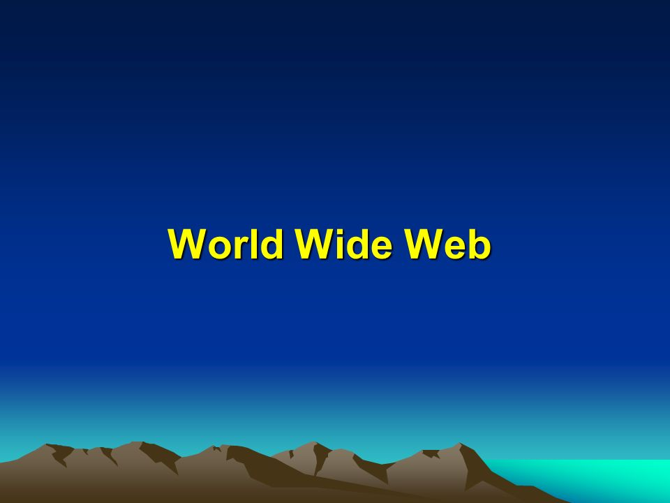 Thema Internet World Wide Web Aktion 2005