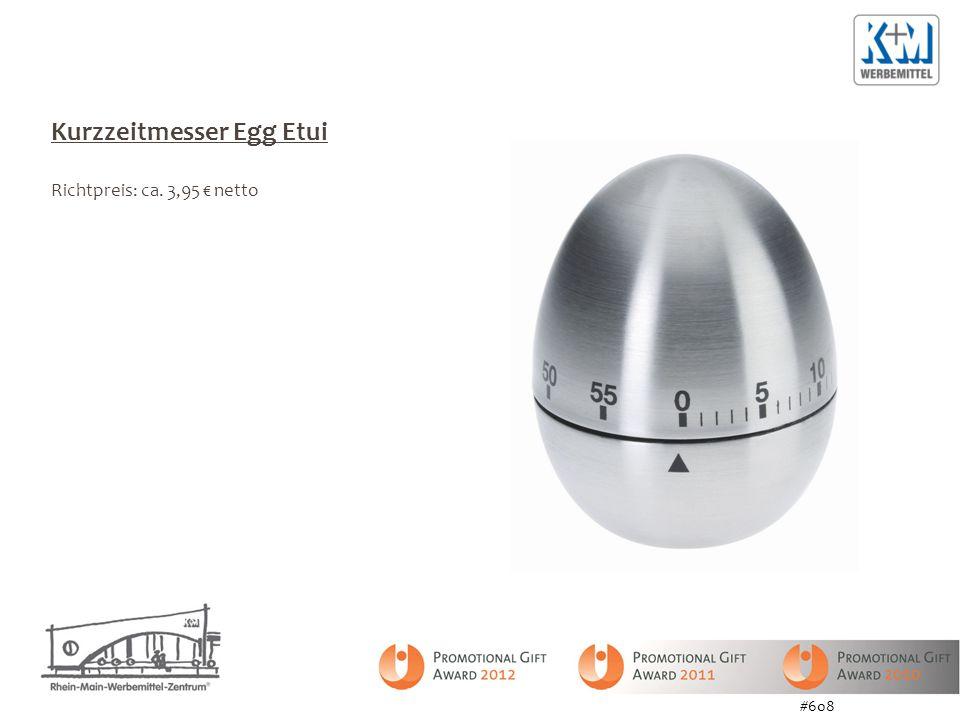 Kurzzeitmesser Egg Etui