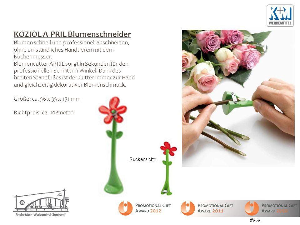 KOZIOL A-PRIL Blumenschneider
