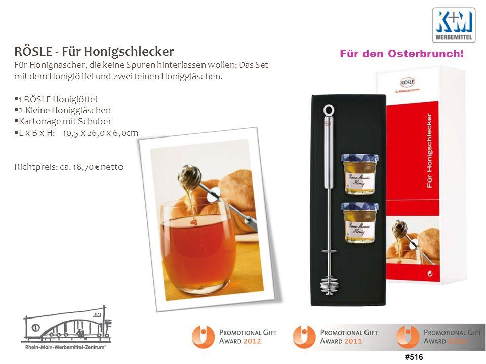 RÖSLE - Für Honigschlecker