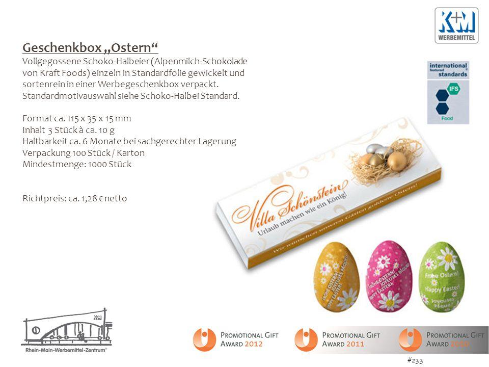 """Geschenkbox """"Ostern"""