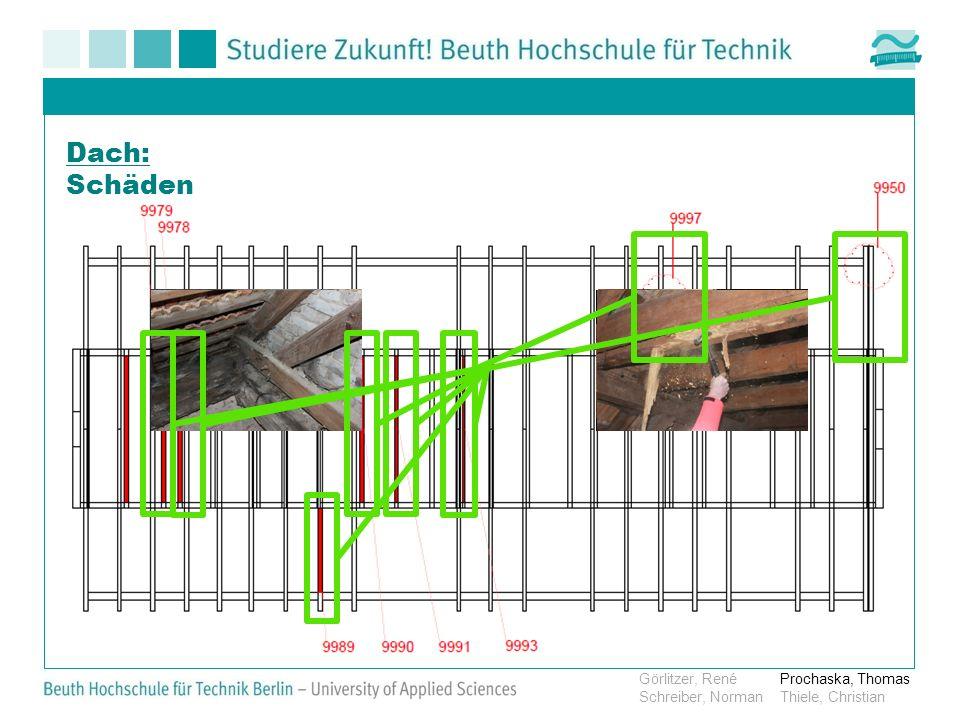 Dach: Schäden Görlitzer, René Prochaska, Thomas