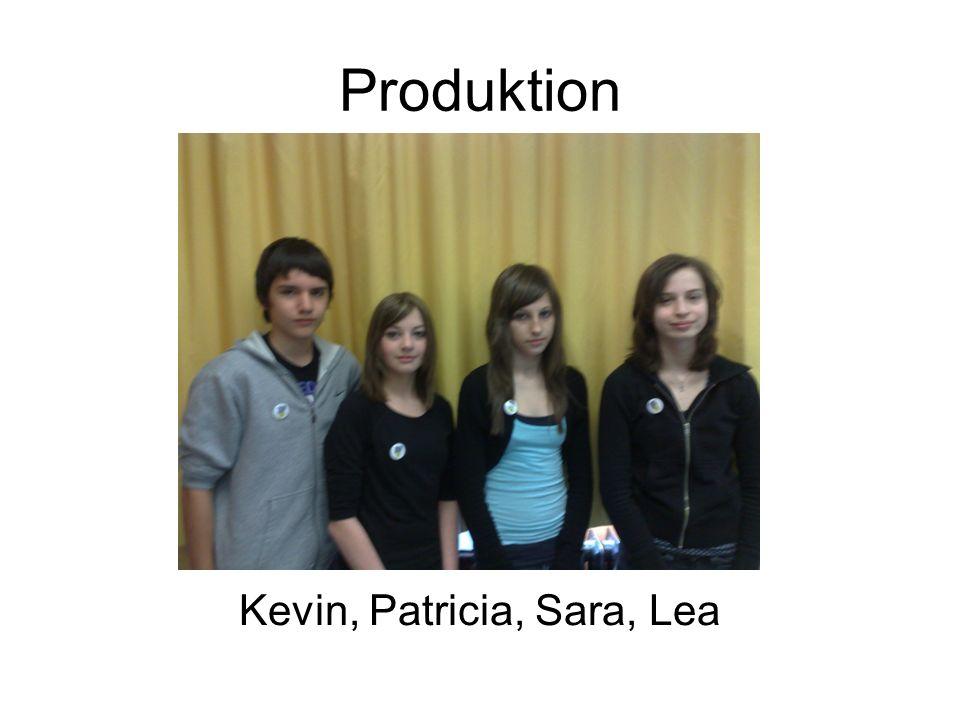 Kevin, Patricia, Sara, Lea
