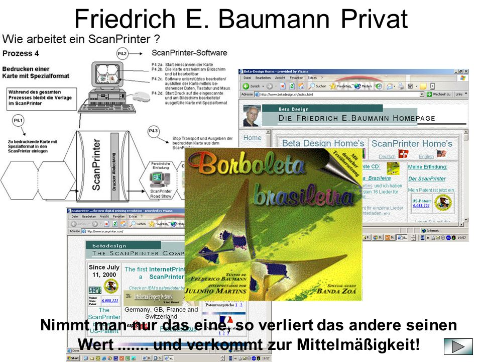 Friedrich E. Baumann Privat