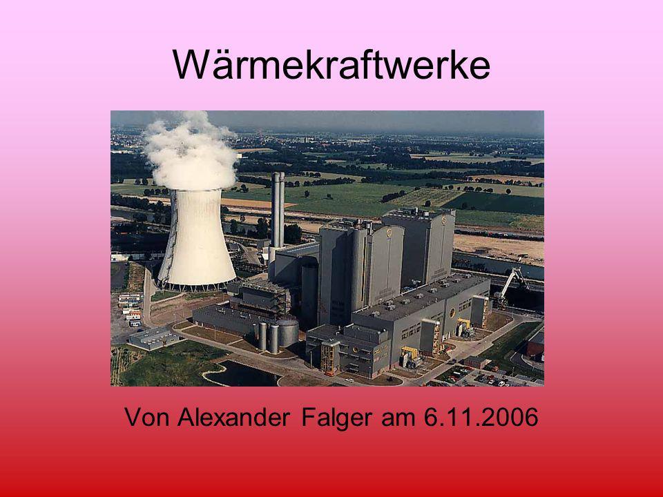 Von Alexander Falger am 6.11.2006