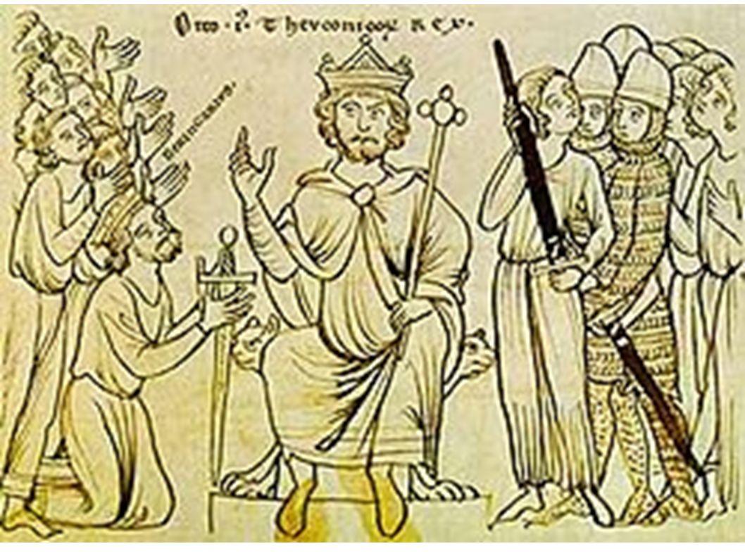 Ottos Sieg über Berengar II