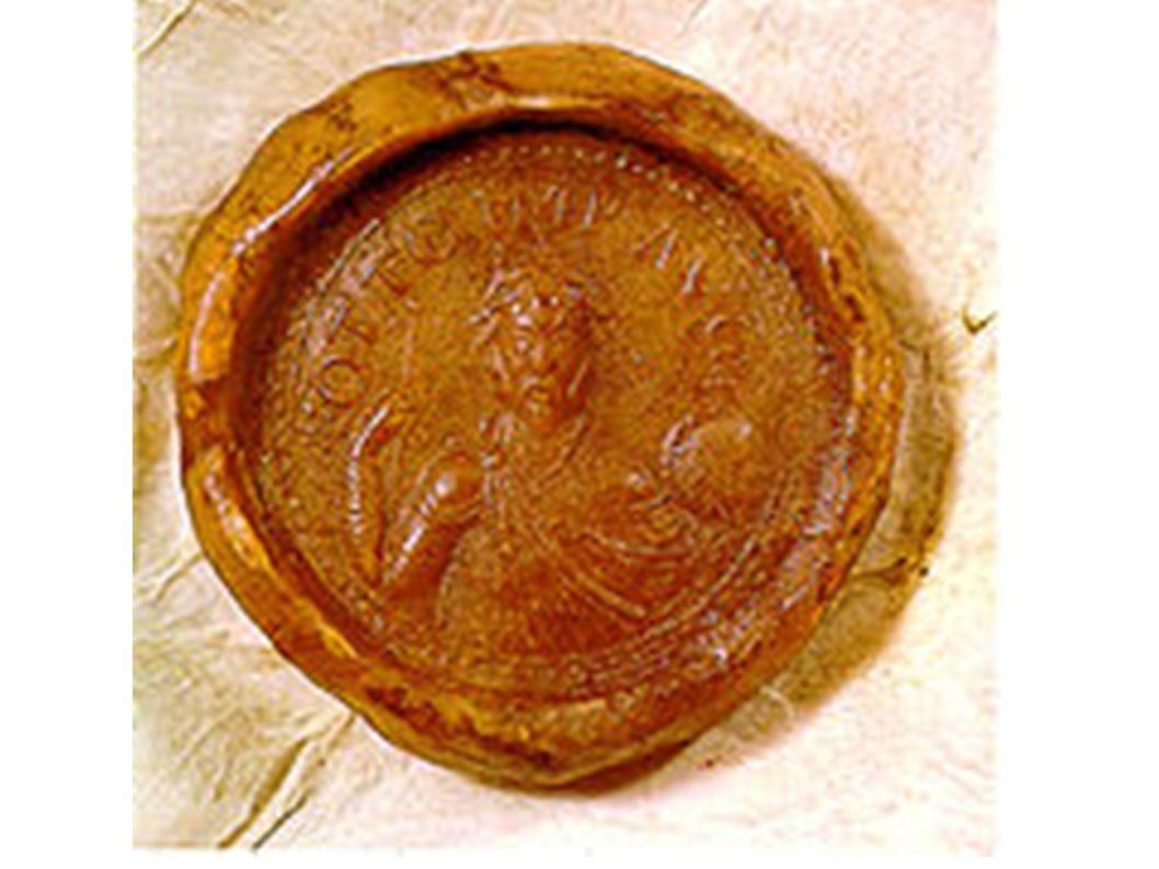 Das sogenannte Dritte Kaisersiegel (um 965) Ottos I