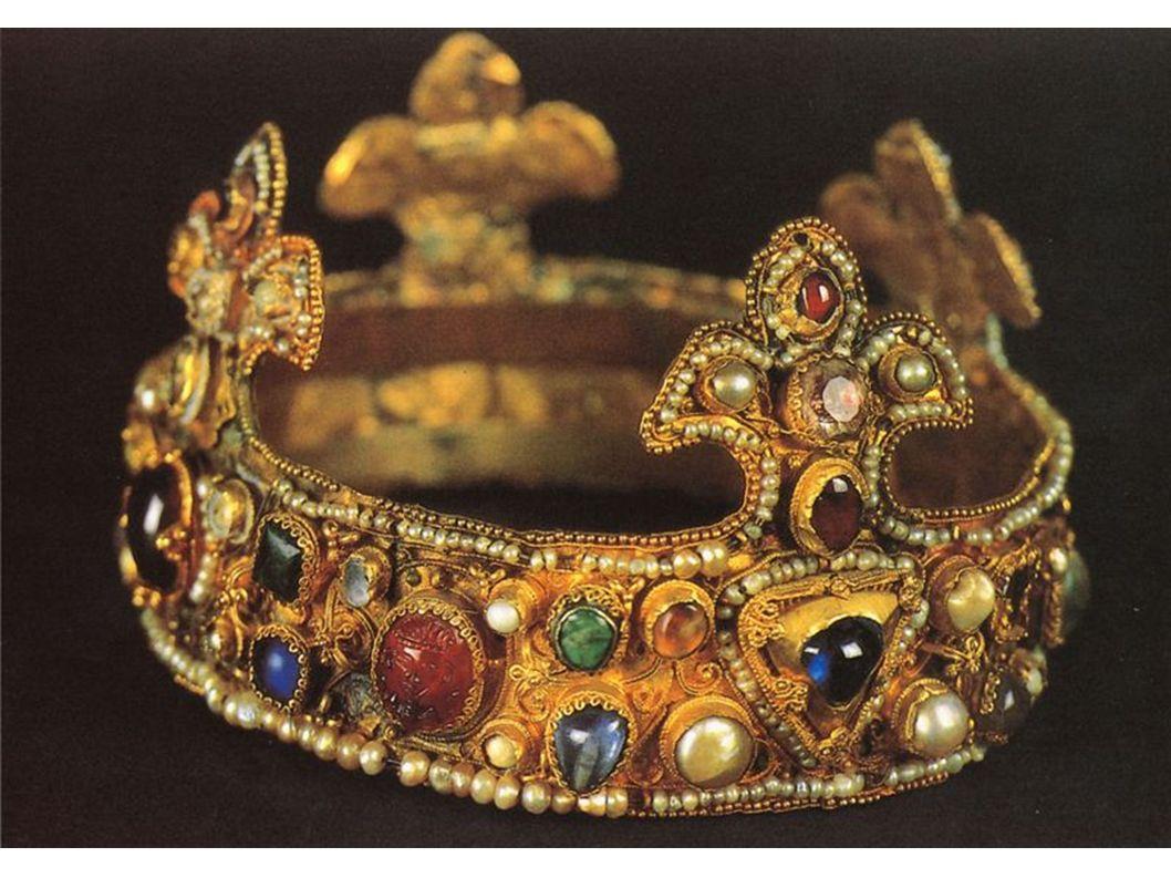 Die Kinderkrone, die Otto III