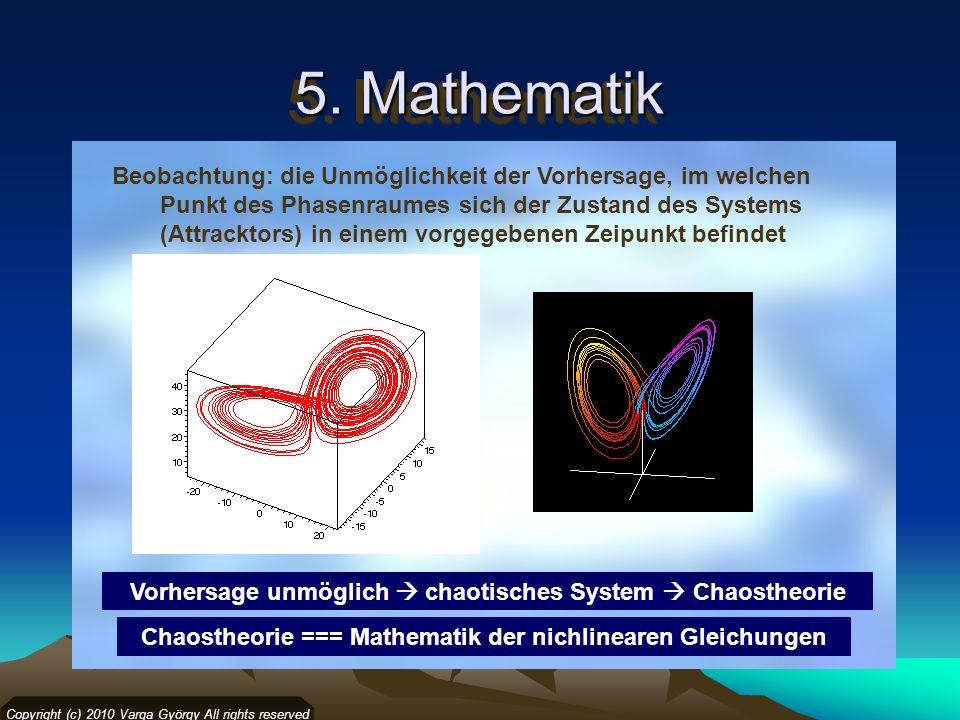 5. Mathematik
