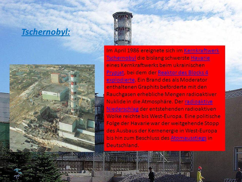 Tschernobyl:
