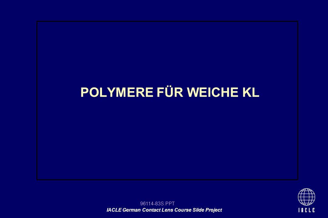 POLYMERE FÜR WEICHE KL 12 12