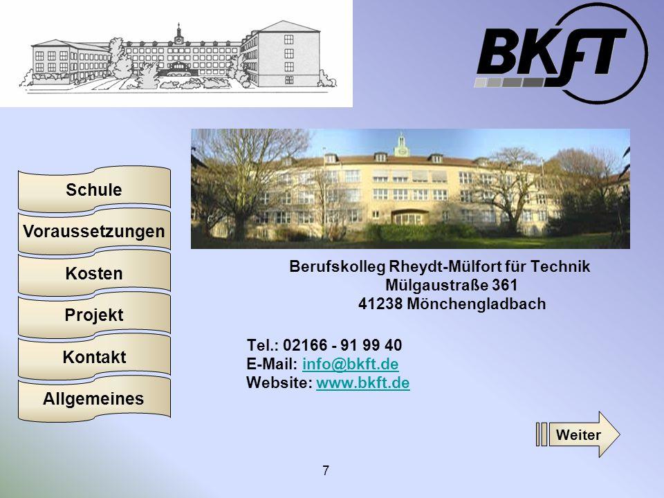Tel.: 02166 - 91 99 40 E-Mail: info@bkft.de Website: www.bkft.de