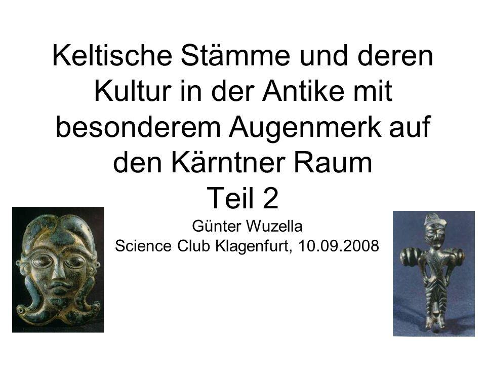 Günter Wuzella Science Club Klagenfurt, 10.09.2008