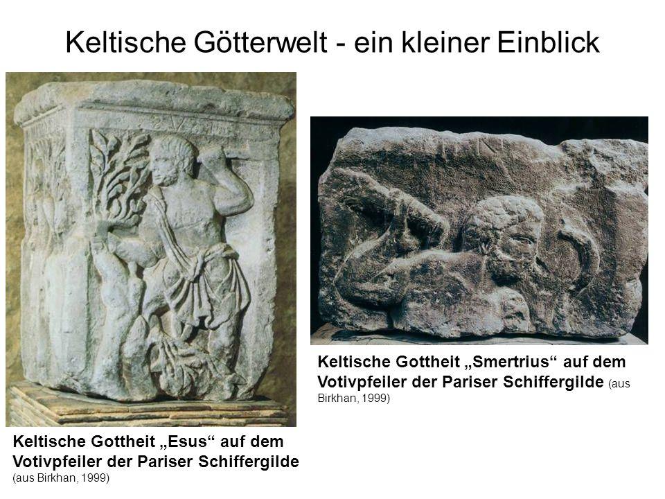 Keltische Götterwelt - ein kleiner Einblick