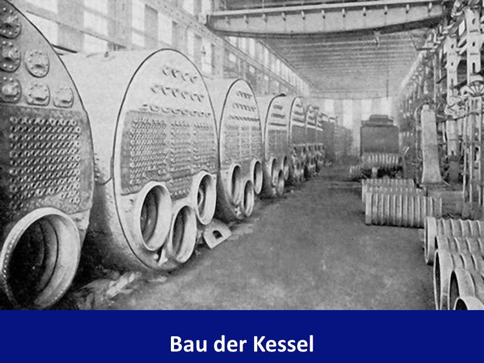 Fein Bau Des Kessels Fotos - Elektrische Schaltplan-Ideen ...