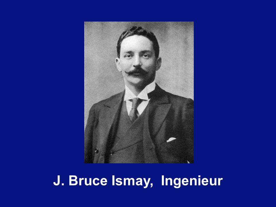 J. Bruce Ismay, Ingenieur