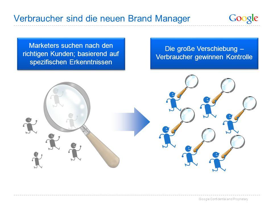 Verbraucher sind die neuen Brand Manager