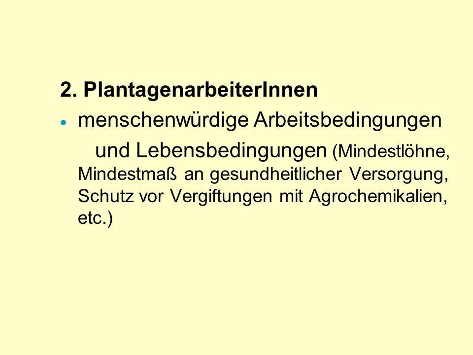2. PlantagenarbeiterInnen
