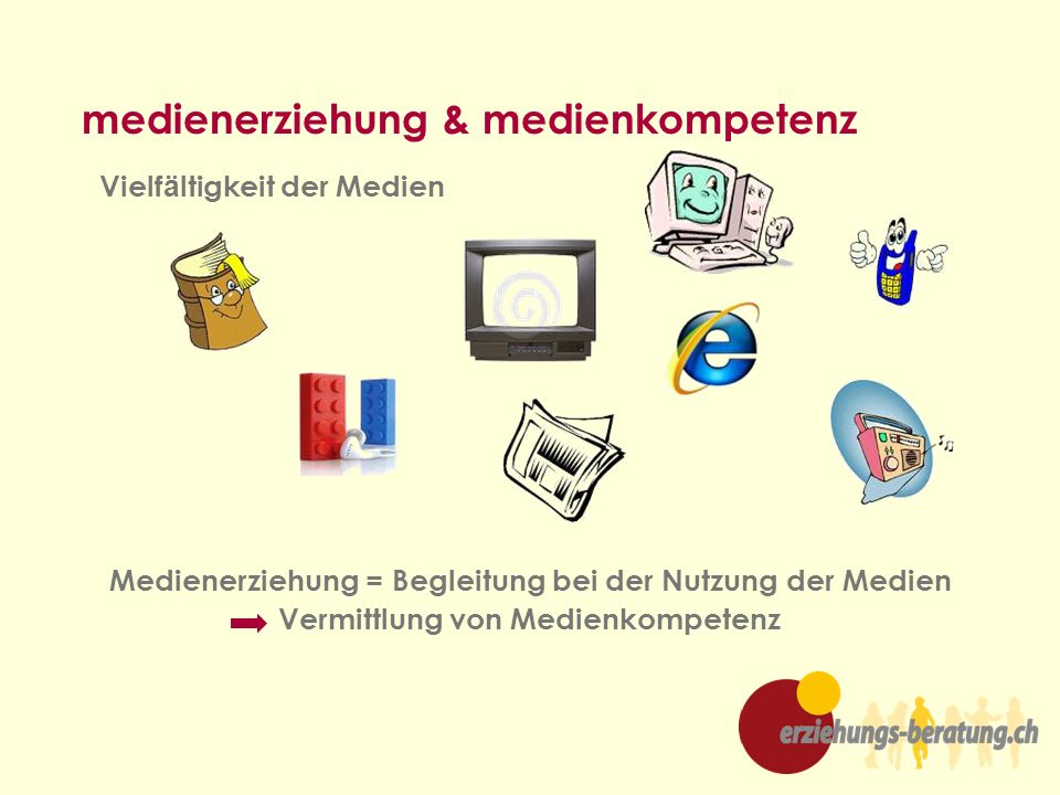 medienerziehung & medienkompetenz