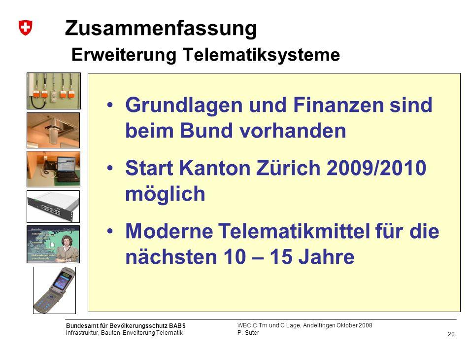 Zusammenfassung Erweiterung Telematiksysteme