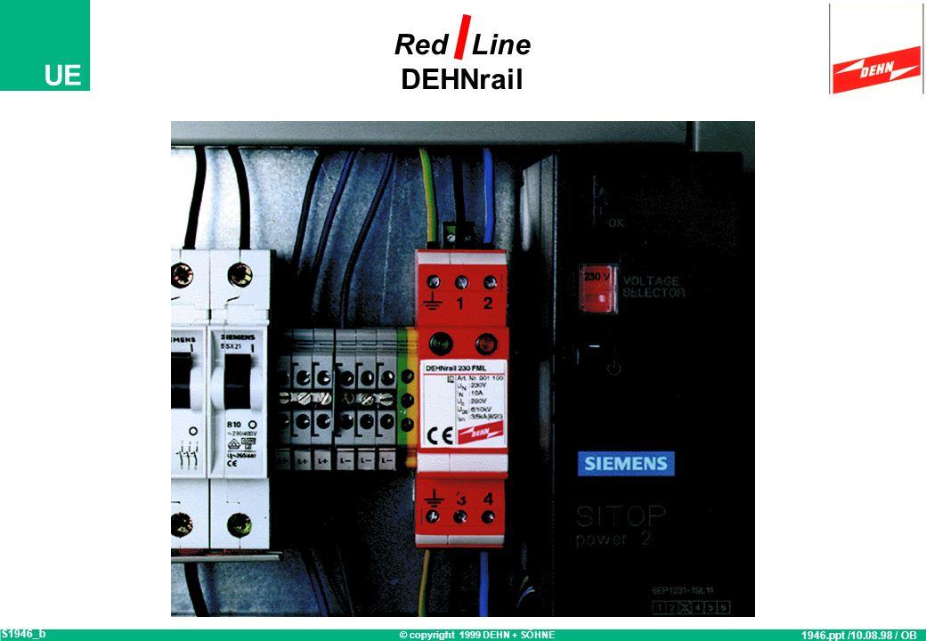 Red Line DEHNrail S1946_b 1946.ppt /10.08.98 / OB