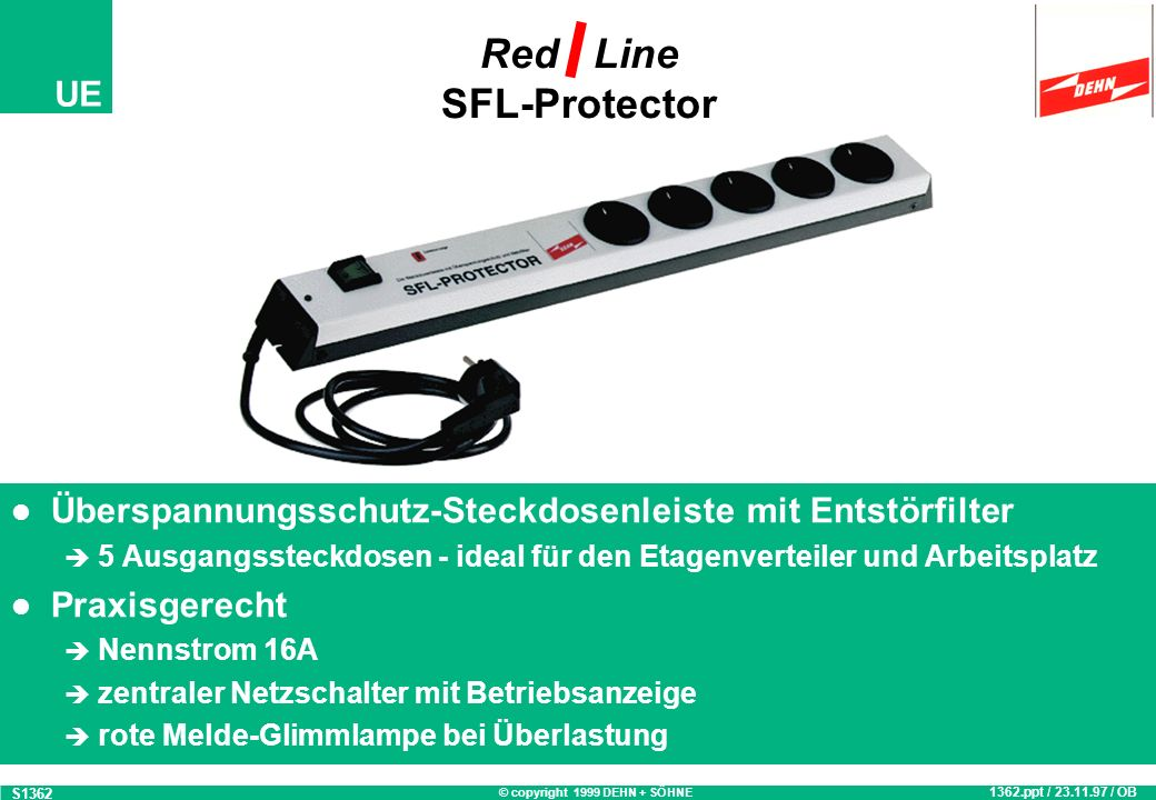 Red Line SFL-Protector