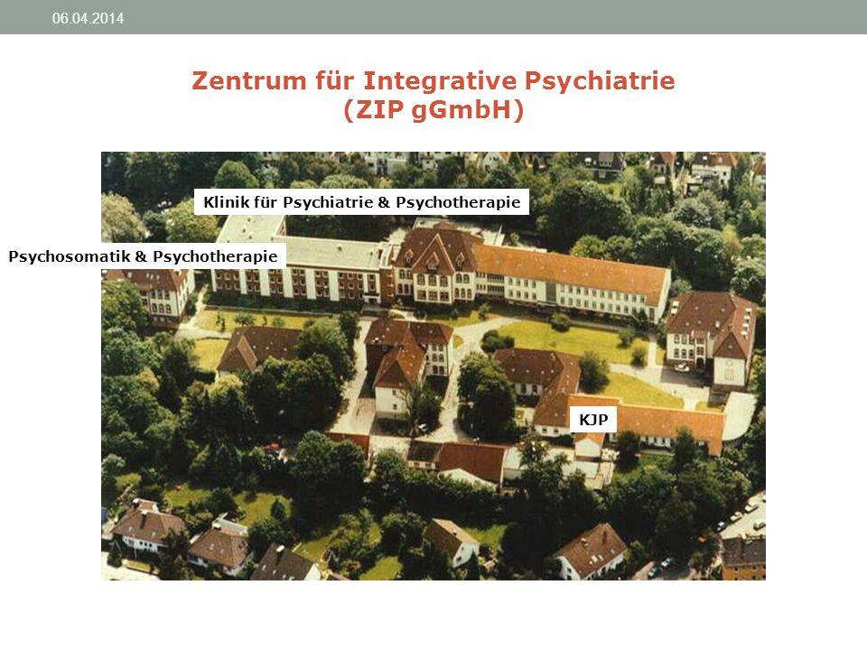 Zentrum für Integrative Psychiatrie (ZIP gGmbH)