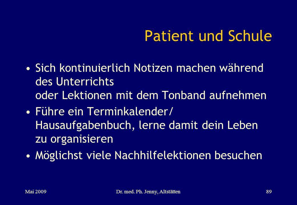 Dr. med. Ph. Jenny, Altstätten
