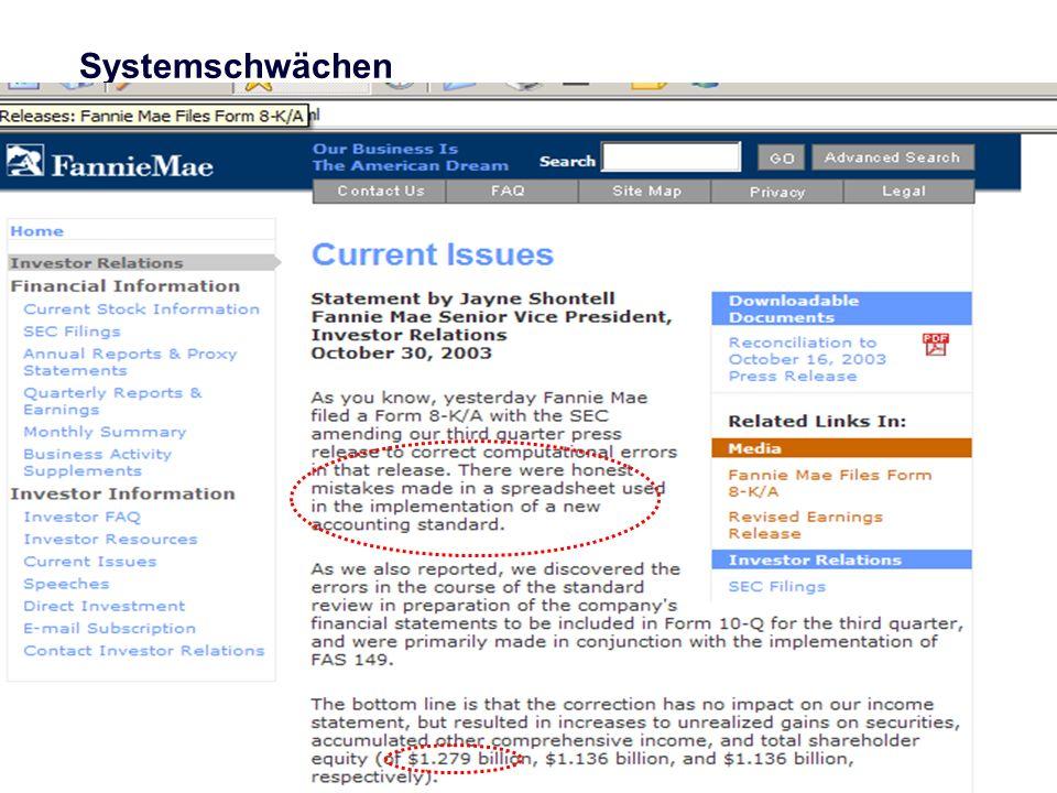 Systemschwächen peter.leibfried@unisg.ch