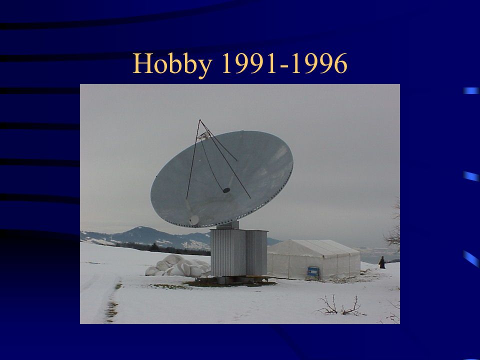Hobby 1991-1996