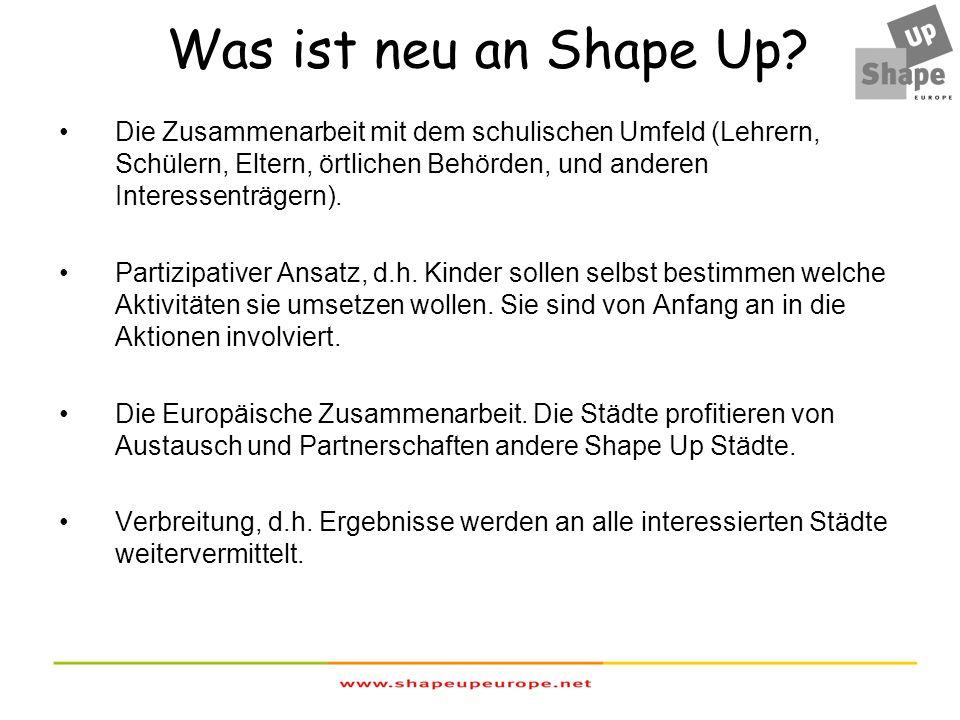 Was ist neu an Shape Up