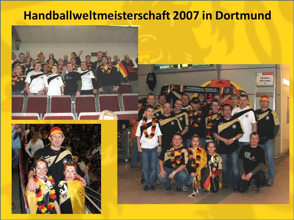 Handballweltmeisterschaft 2007 in Dortmund