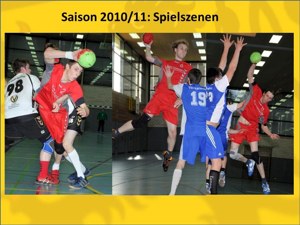 Saison 2010/11: Spielszenen