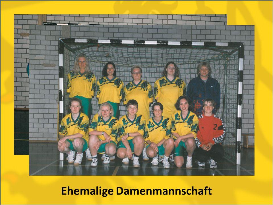 Ehemalige Damenmannschaft