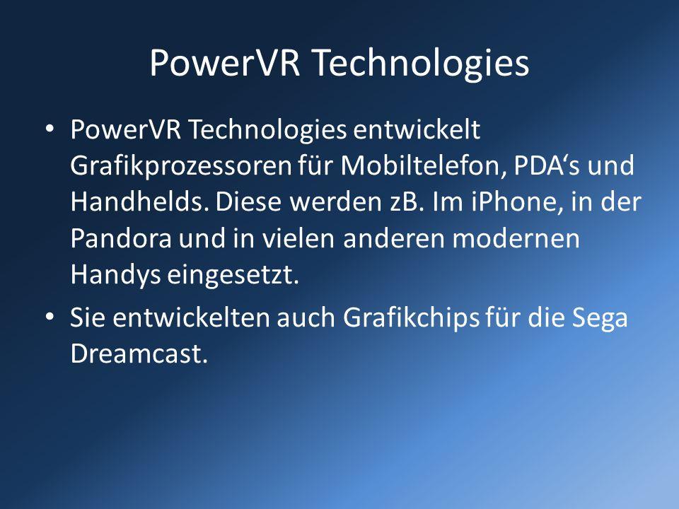 PowerVR Technologies