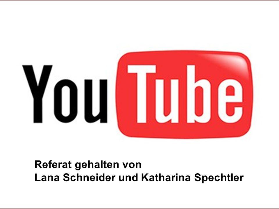 Referat gehalten von Lana Schneider und Katharina Spechtler